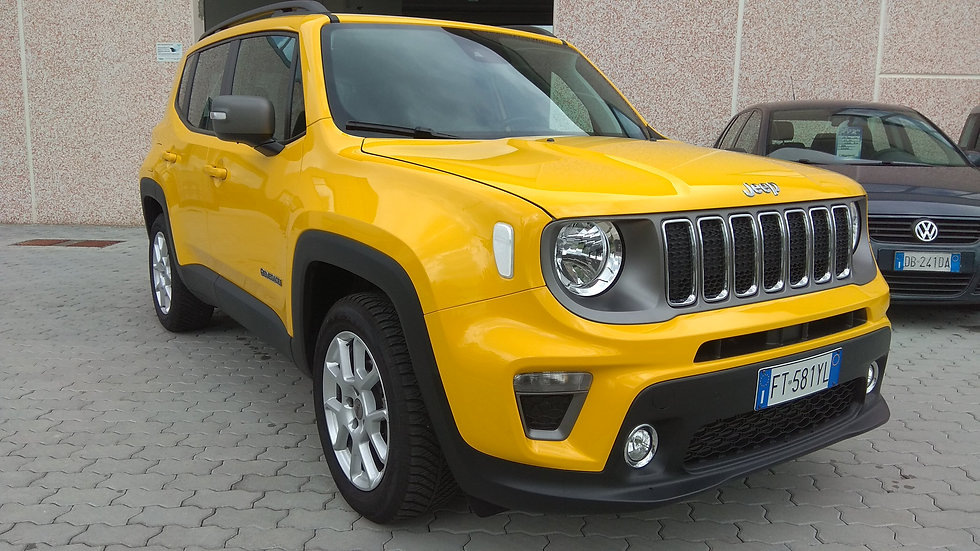 Jeep Renegade Limited 1.6 120cv Automatico