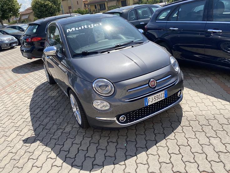 Fiat 500 Lounge 1.3 Mjet