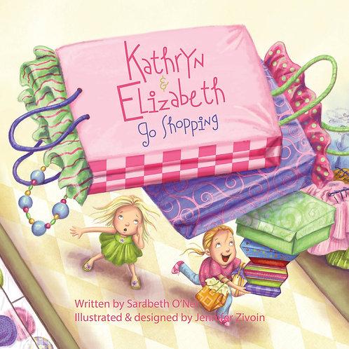 Kathryn & Elizabeth Go Shopping