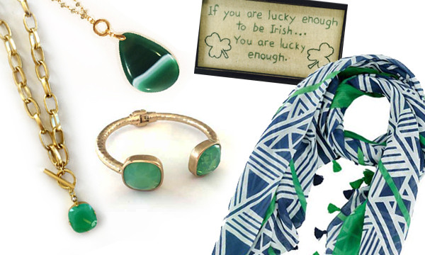 St. Paddy Fashion from Glam Mom New York