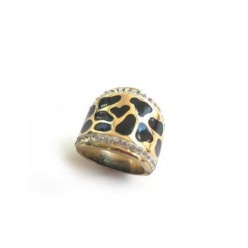 Animal Stone Ring