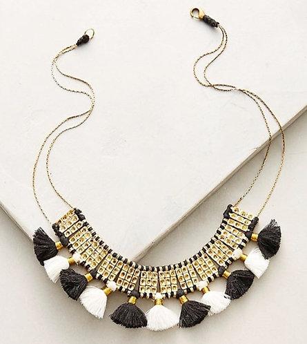 Kiera Crescent Necklace