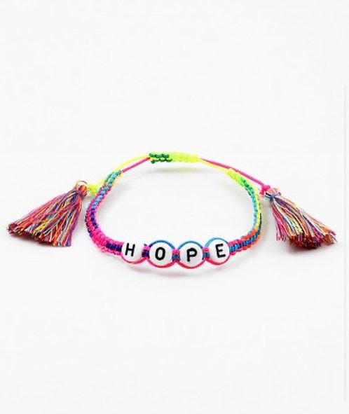 """""""Hope""""-""""Blessed""""-""""Inspired"""" Bracelets"""