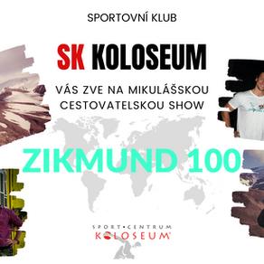 Mikulášská dobročinná show kluků ze Zikmund 100
