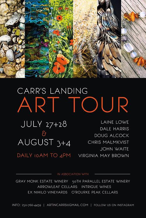Carr's Landing Art Tour poster2019.jpg