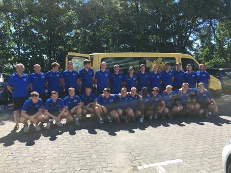 Trainingslager Sommervorbereitung 2018/2019 in Bad Kissingen/Münnerstadt (29.06.-01.07.2018)