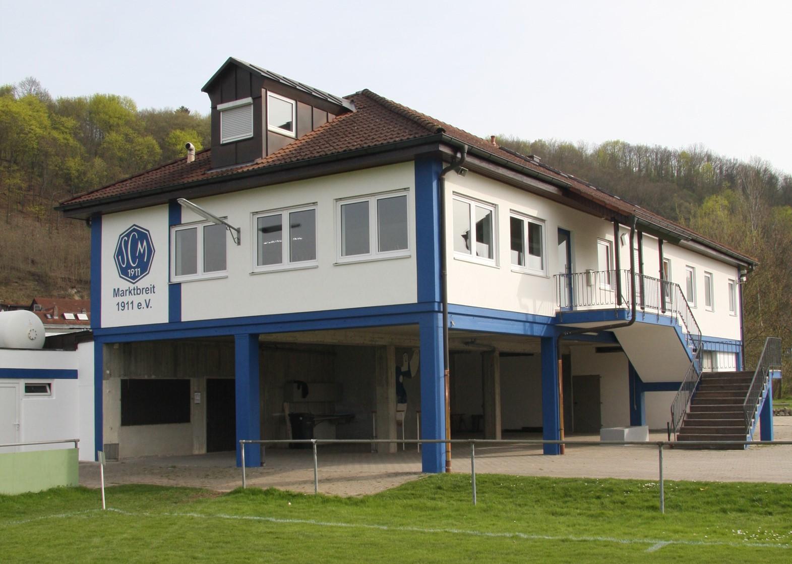 Sportheim SC Marktbreit