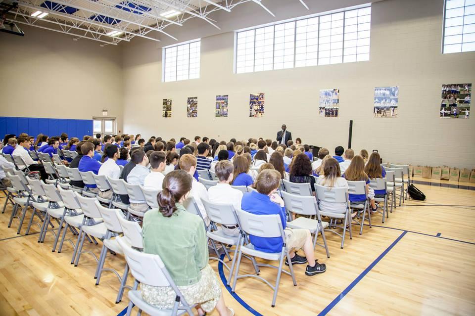 Christ the King High School