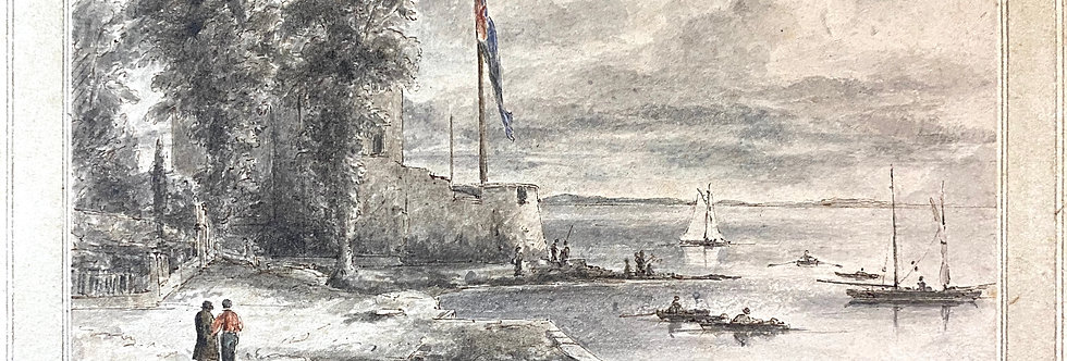 THE HON. DANIEL FINCH (1789-1868)