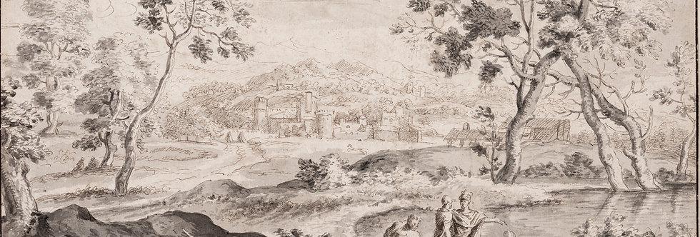 CIRCLE OF JOHANNES GLAUBER (1646-1726)