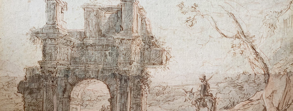 ATTRIBUTED TO ADRIAEN VAN DER KABEL (1631-1705)