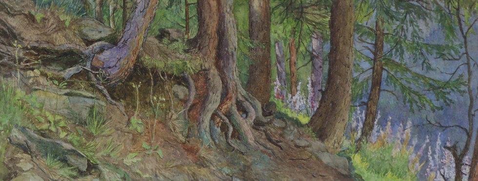 ESTELLA LOUISA MICHAELA CANZIANI, R.B.A. (1887-1964)