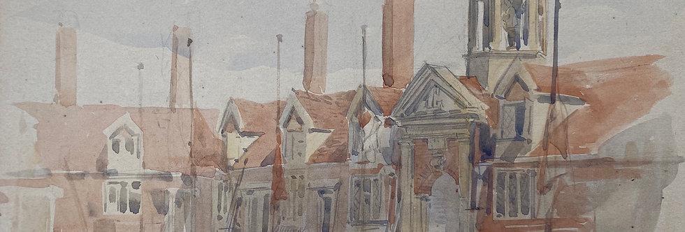WILLIAM CALLOW, R.W.S. (1812-1908)