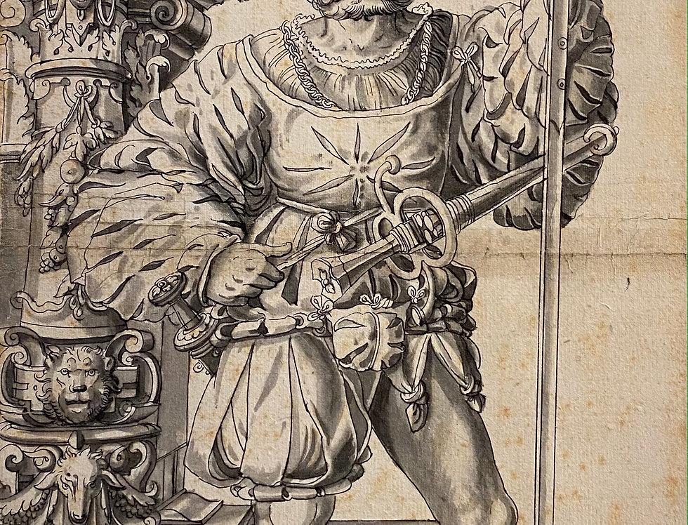 ATTRIBUTED TO HANS JAKOB PLEPP (1557-c.1597)