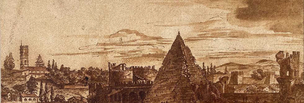 MICHIEL VAN OVERBEEK (fl. c.1650-1719)