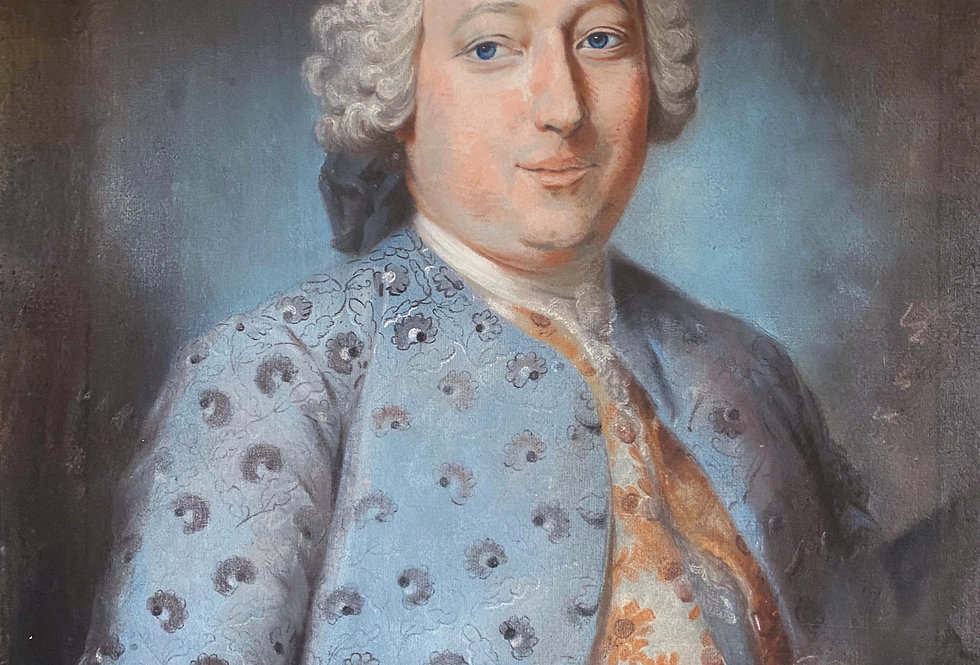 ATTRIBUTED TO LÉON-PASCAL GLAIN (1723-1789)