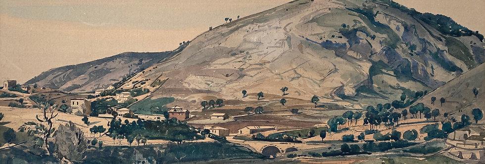 CLAUDE MUNCASTER, R.W.S., R.B.A., R.O.I. (1903-1974