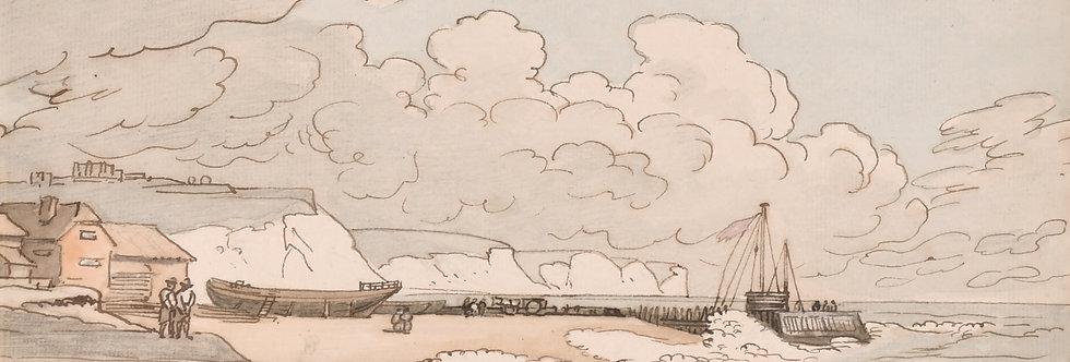 'THE WORTHING DRAUGHTSMAN' (fl.1812-1832)