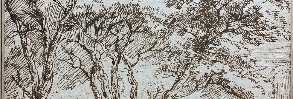 FRANZ INNOZENZ KOBELL (1749-1822)