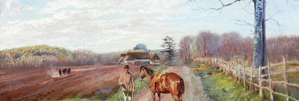 HOLGER HVITFELD JERICHAU (1861-1900)