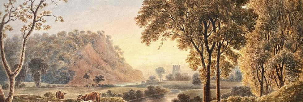 GEORGE BARRET Jr., O.W.S. (1767-1842)