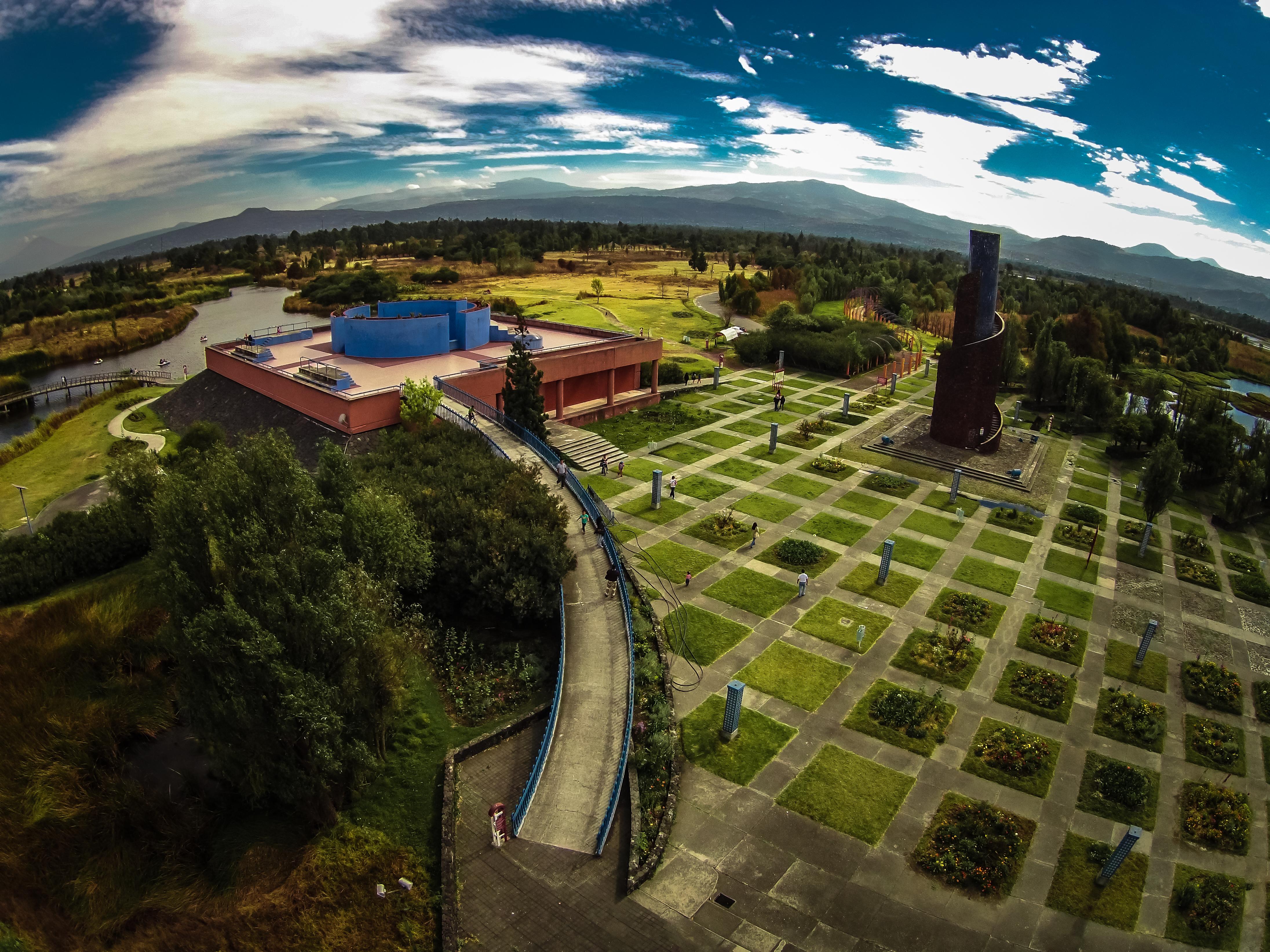 Xochimilco park