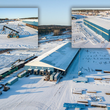 Kouvola logistic area