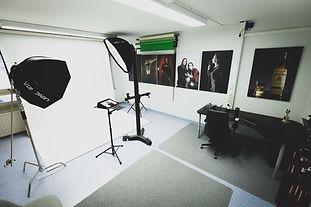 Valokuvausstudion