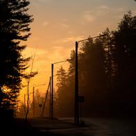 Tykkimäki morning