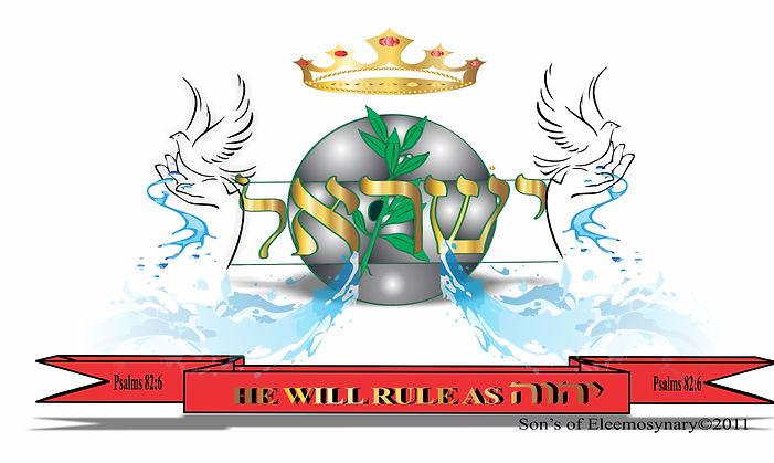 He Wll Rule As YHWH