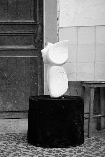 DANSEUSE, série Origami - René Derose