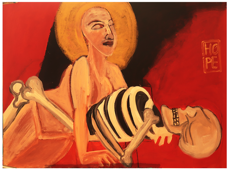 L'amour et la mort - Hope Mokded