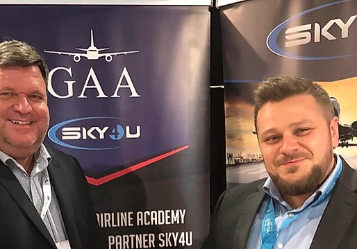 Global Airline Academy (USATS) enter into partnership with SKY4u