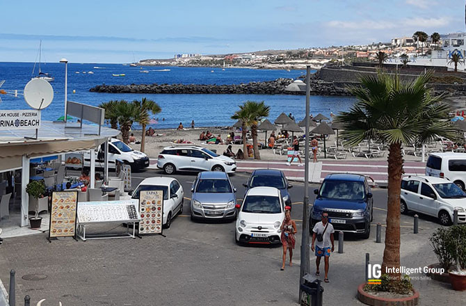 business commercial property canary islands