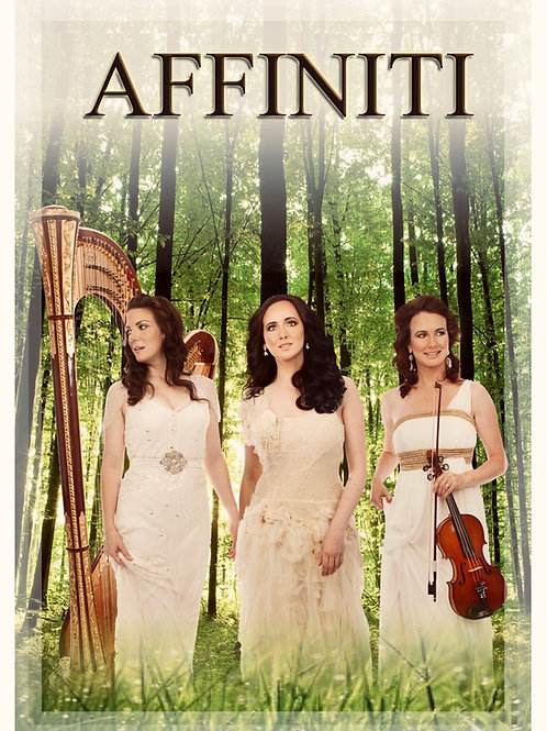 Affiniti Forest Poster