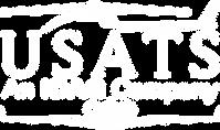 USATS White Logo