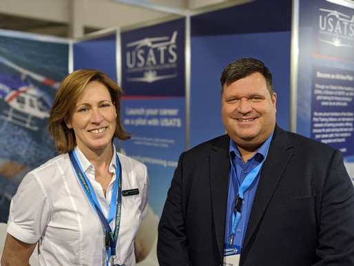 U.S. Aviation Training Solutions (USATS) announce MOU with Leading Edge Aviation, UK
