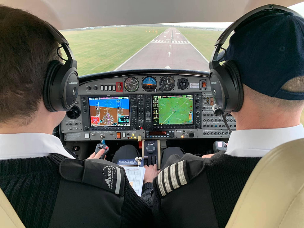 Flying Courses at Aeros