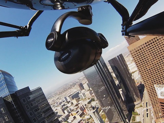 Have a passion for flying helicopters? Take a dive into a job that doesn't follow the status quo