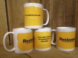 Restored Relationships - Promotional Mugs