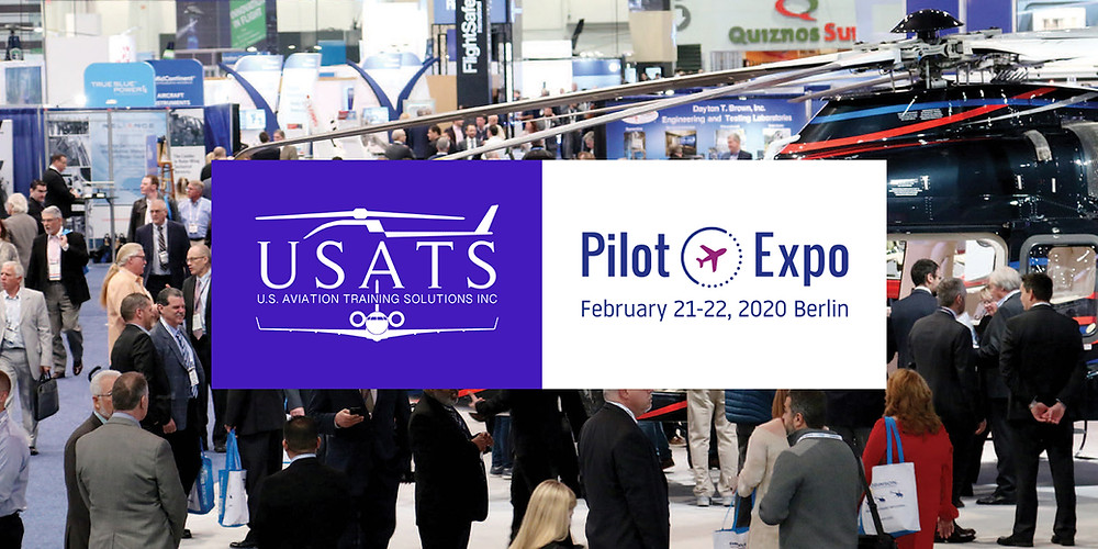 USATS at Pilot Expo