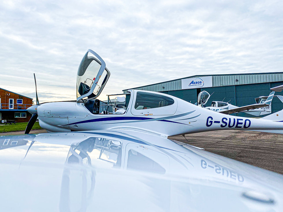 Colossal working with flight schools