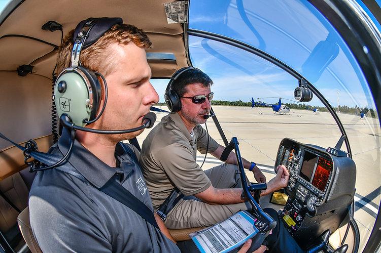 Mentoring Professional Pilots