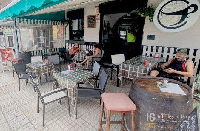 Cafe Bar in Adeje Town