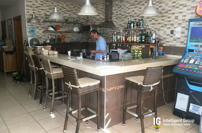 Bars & Cafes for sales