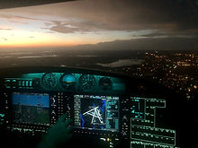 Completing a Instrument Pilot Course
