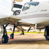 Aeros DA42 Photography