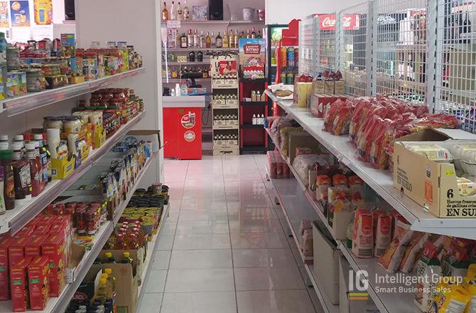 Mini Market in Torviscas Alto