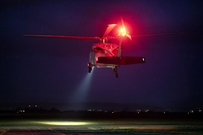Helicopter Night Flying IDAG