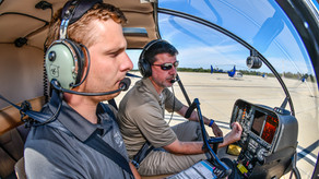 A Word with our Chief Flight Instructor